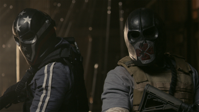 EA – Army of Two – Devil's Cartel