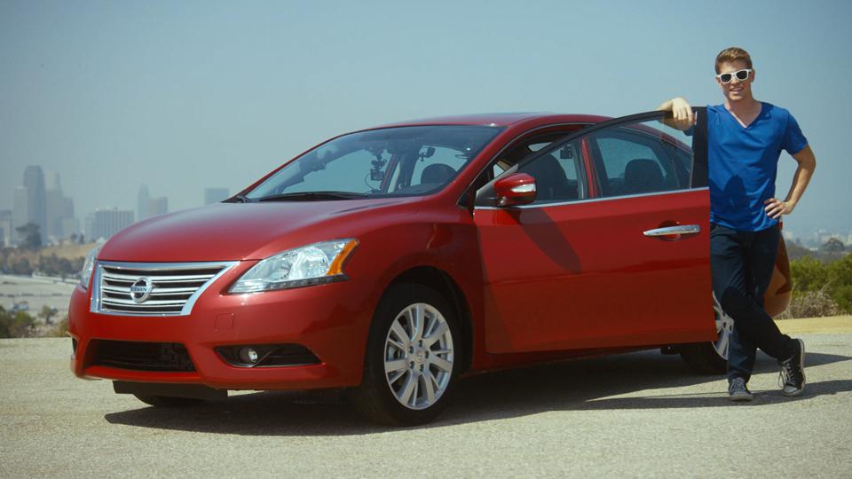 Nissan Sentra – Lyft Sing Along – Dir. Cut