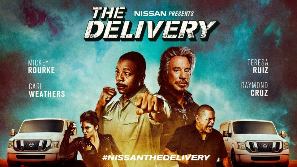 Nissan – The Delivery